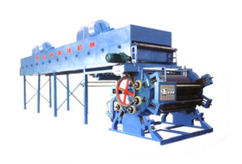 Model 2000 roller printing machine