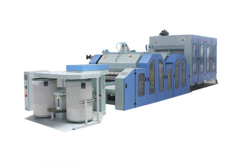 FN217F High-speed carding and slivering machine